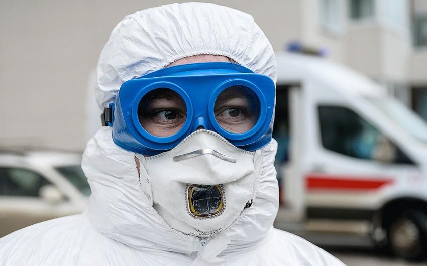 Rusiyada koronavirusa yoluxanların sayı 165 929-a çatıb, 1 537 nəfər ölüb