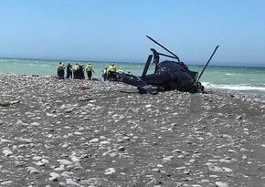 Yeni Zelandiyada helikopter qəzaya uğrayıb, ölən var