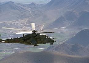 В Пакистане потерпел крушение военный вертолет, есть погибшие
