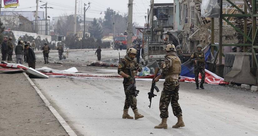 """Əfqanıstanda son sutkada Taliban""""ın 262 silahlısı öldürülüb, 176-sı yaralanıb"""