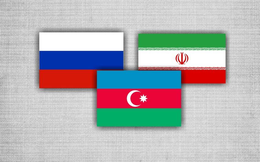 Azərbaycan-İran-Rusiya zirvə görüşü bu ilin avqust ayında keçiriləcək