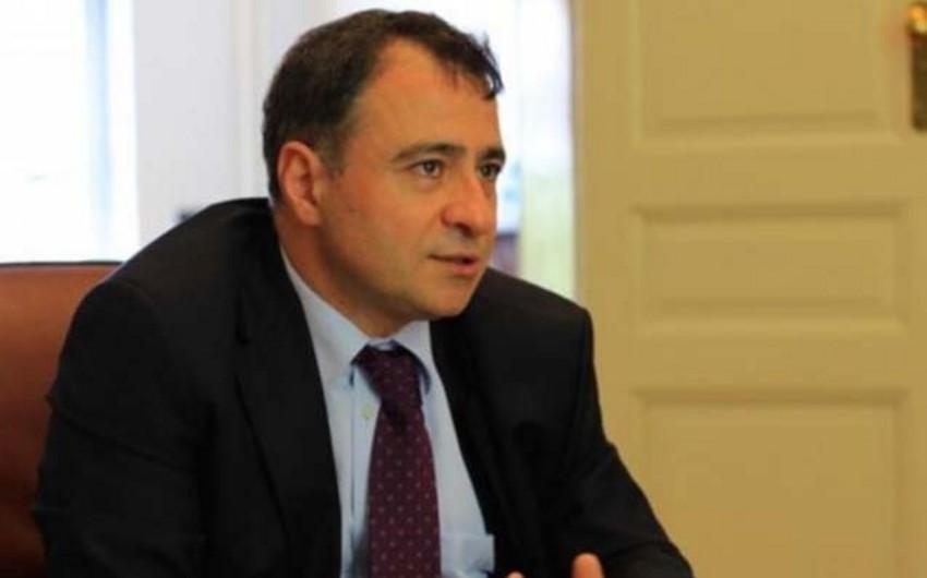 Ариф Мамедов лишен дипломатического ранга посла Азербайджана