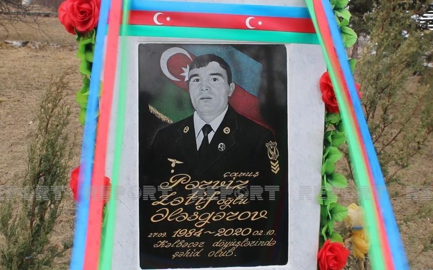 Üç il öncə yaralandı, Vətən müharibəsində isə şəhid oldu - FOTO