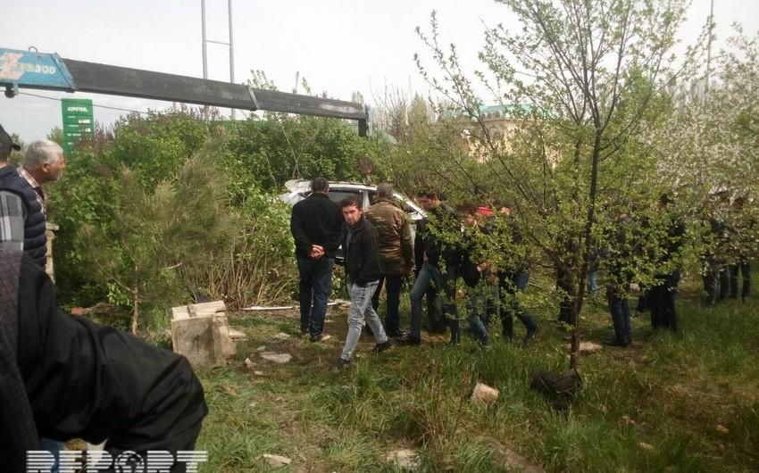 Qubada Prado çaya aşıb, 3 nəfər yaralanıb