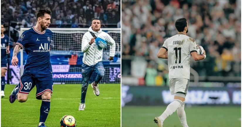 Lionel Messi və Mahir Emreli həftənin maraqlı hadisələrinə şahidlik edib