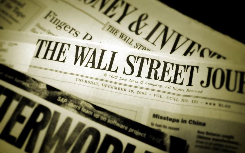 """""""The Wall Street Journal"""": Hərbi xərclər ABŞ-ın iqtisadi artımını sürətləndirib"""