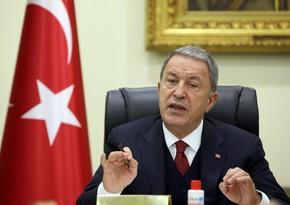 Turkish, Latvian Defense Ministers hold phone conversation