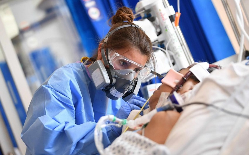 Rusiyada son sutkada koronavirusdan 500-ə yaxın insan ölüb
