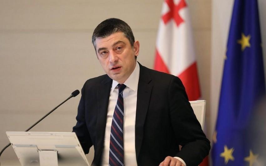 Gürcüstanın keçmiş baş naziri Tbilisi meri vəzifəsinə namizəd olub