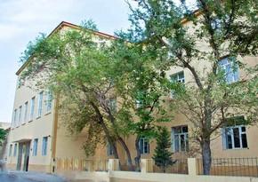 В Баку закрыта аварийная школа