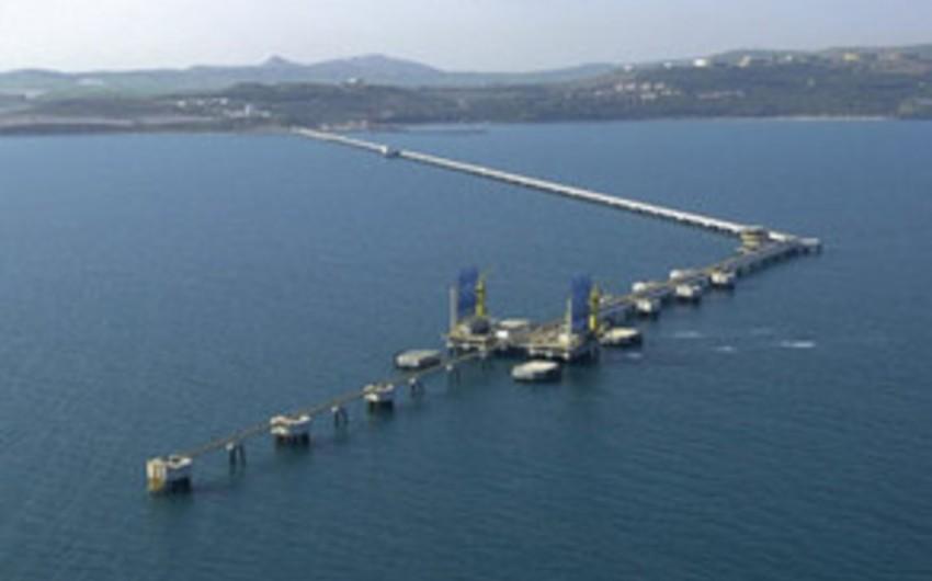 Ceyhan limanından Azərbaycan neftinin ixracı martda 28% artıb