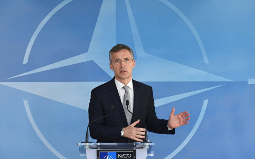 NATO-nun baş katibi: Türkiyə və Suriya sərhədindəki vəziyyətdən narahatıq