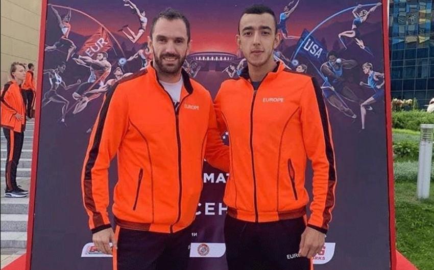 Azərbaycanlı atlet: Ramil Quliyev Bakıdakı ab-hava ilə maraqlanırdı