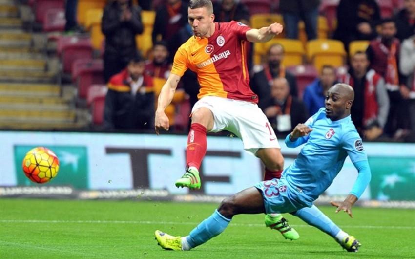 Türkiyə Super Liqasında Qalatasaray Trabzonsporu qəbul edəcək