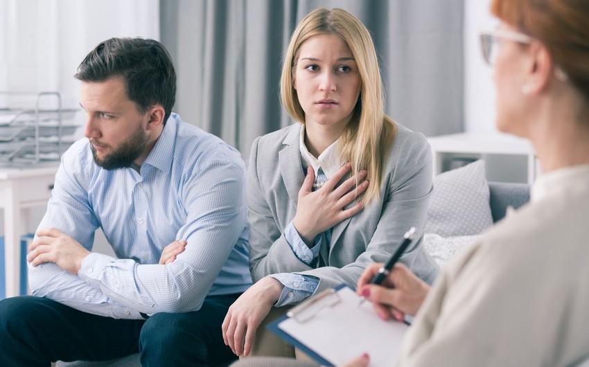 """Bakı üzrə """"ASAN xidmət"""" mərkəzlərində psixoloqlar boşanmaq istəyənlərin 20%-ni fikirlərindən daşındırıb"""