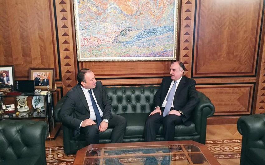 Главы МИД Азербайджана и Боснии и Герцеговины обсудили вопросы укрепления сотрудничества