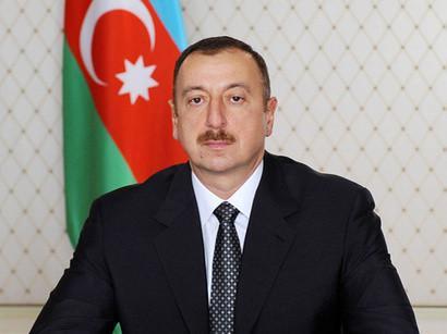 Президент Азербайджана посетил посольство Грузии