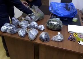 Polis əməliyyatlar keçirdi, 68 kq narkotik götürüldü - VİDEO