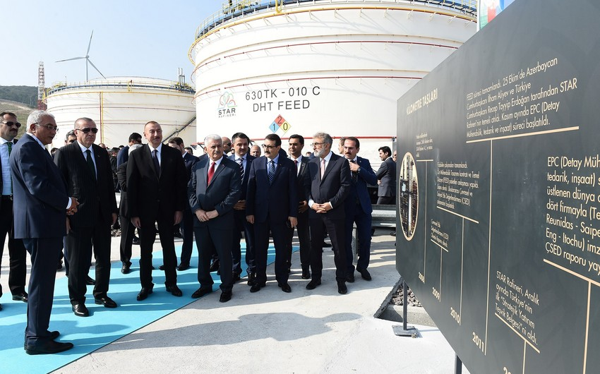 STAR oil refinery inaugurated - UPDATED