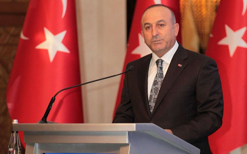 Mövlud Çavuşoğlu: Dondurulmuş münaqişələri aradan qaldırmaq lazımdır