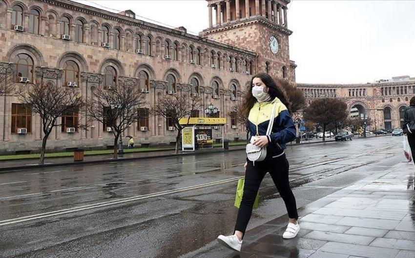 Ermənistanda koronavirusdan ölənlərin sayı 4650-yə çatıb