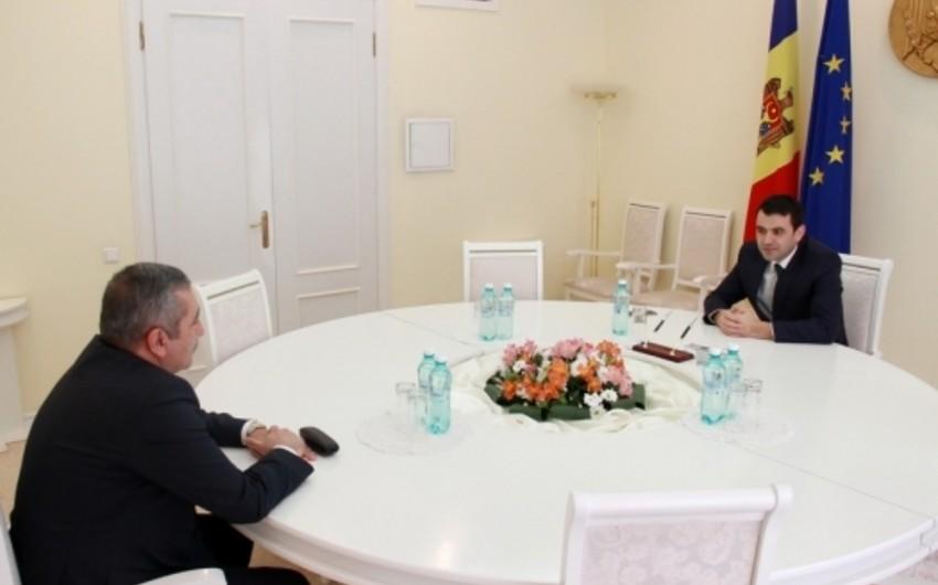 Baş nazir: Moldova Azərbaycanla əməkdaşlığın inkişafında maraqlıdır