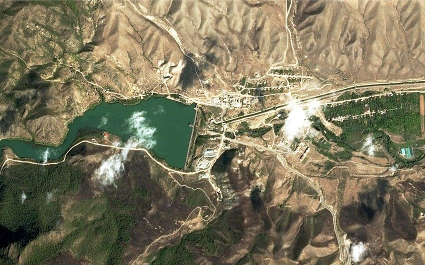 Armenians destroyed all equipment at Sugovushan hydro junction