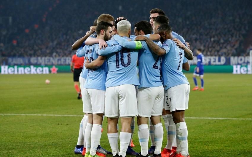 Лига Чемпионов: Атлетико и Манчестер Сити одержали победу - ВИДЕО