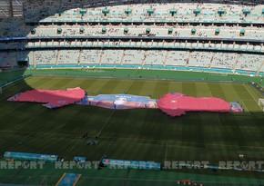 EURO-2020: Opening ceremony organized in Baku