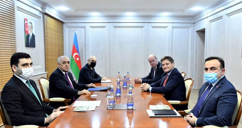 BP обсудил с Азербайджаном дальнейшие планы по сотрудничеству