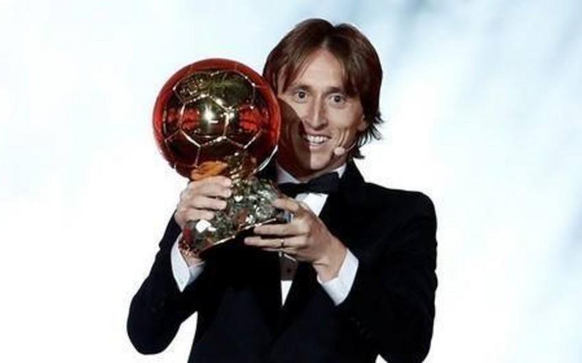 Luka Modriç karyerasını başa vurmaq istədiyi klubun adını açıqlayıb