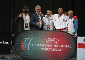 Azərbaycan idmançısı Karate1 Premyer Liqa turnirinin finalına çıxıb