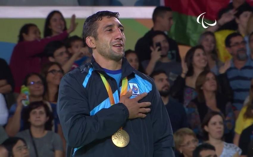 Azərbaycan cüdoçusu Yay Paralimpiya Oyunlarının qızıl medalını qazanıb - YENİLƏNİB