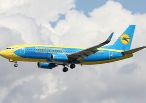 МАУ выполнит чартерные рейсы из Баку в Киев