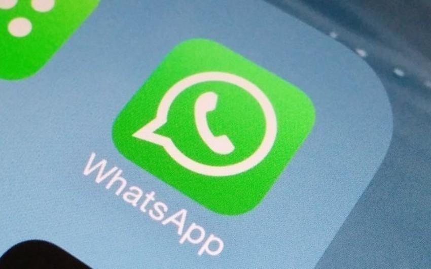 WhatsAppda yeni funksiya yaradılacaq