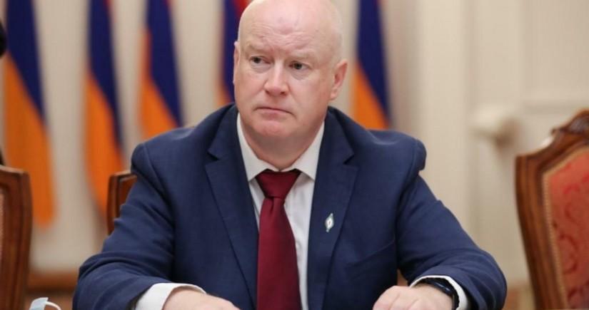 Ирландский депутат: Между Азербайджаном и Арменией необходим конструктивный диалог