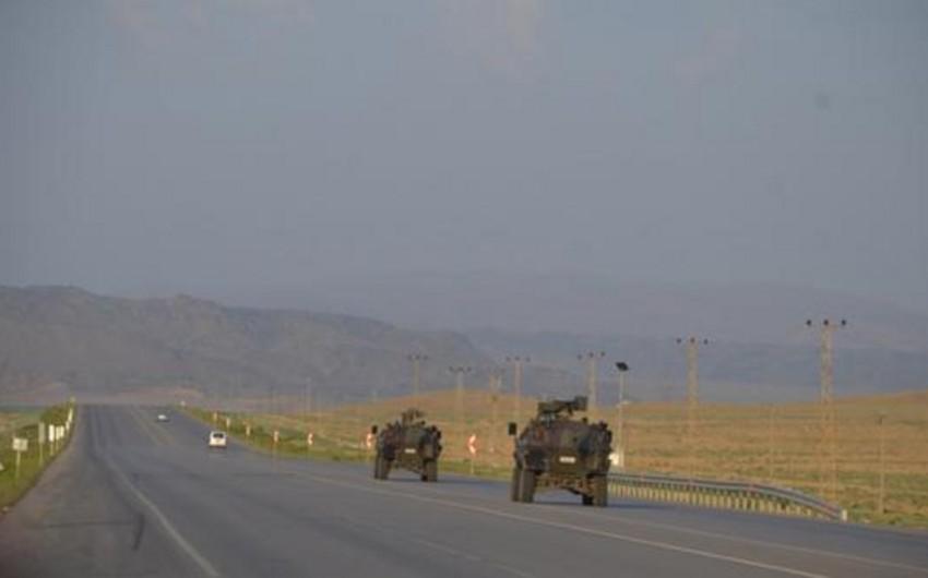 Türkiyədə PKK terrorçuları ilə qarşıdurmada 2 çavuş şəhid olub, 11-i yaralanıb