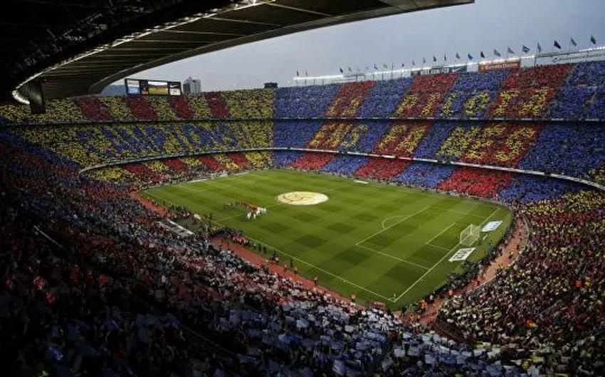 Barselona Avropada oyunlarına ən çox azarkeş gələn klubdur