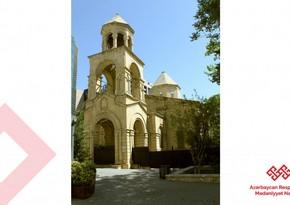 UN representative visits Armenian Church in Baku