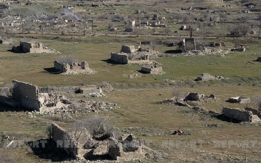 Ukraine condemns destruction of cultural monuments in Karabakh