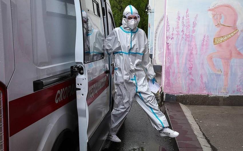 В России за сутки COVID-19 заразились свыше 6,5 тыс. человек