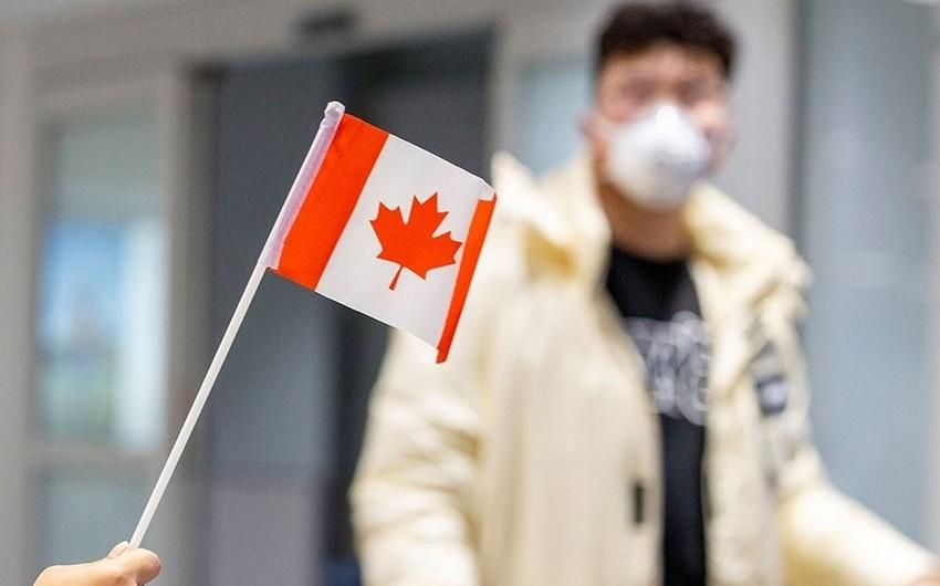 Kanadada koronavirusa yoluxanların sayı 65 minə çatır