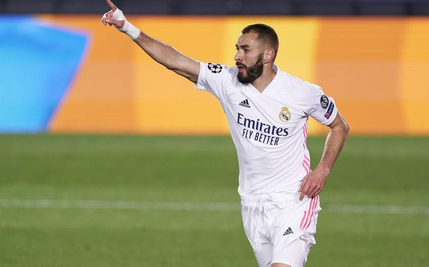 Real Madrid Benzema ilə müqaviləni yeniləyir