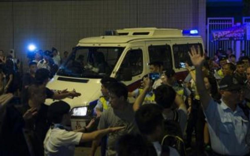Çində fişəng anbarında partlayış olub, 5 ölü