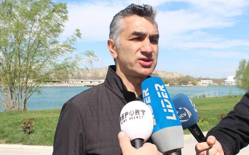 Natiq Abbasov: Avropa Oyunları Pekin və London olimpiadasından geri qalmayacaq - MÜSAHİBƏ