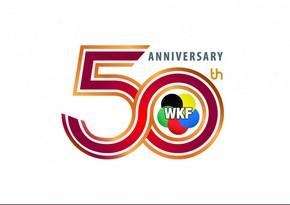 Dünya Karate Federasiyası 50 illik yubileyini qeyd edir