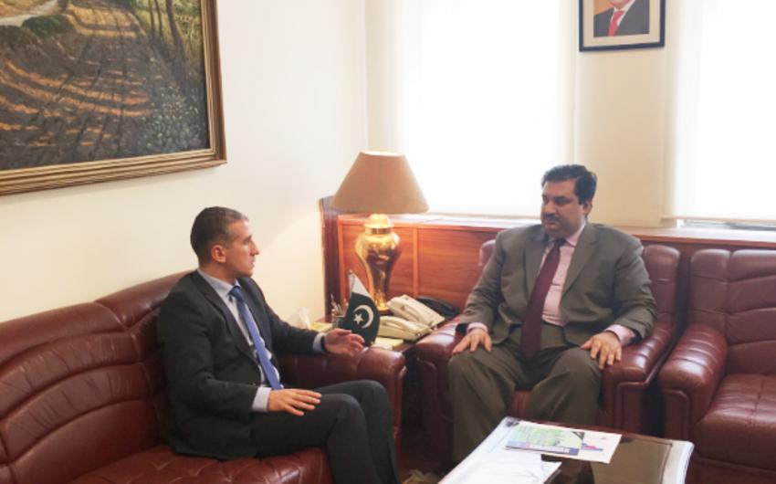Министр торговли Пакистана совершит визит в Азербайджан