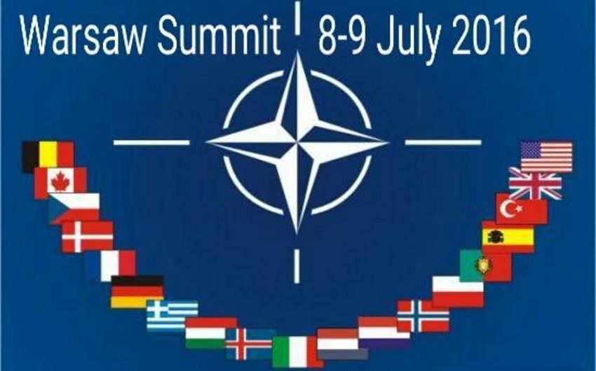 NATO-nun Varşava sammitinə 18 prezident və 21 hökumət başçısı qatılacaq