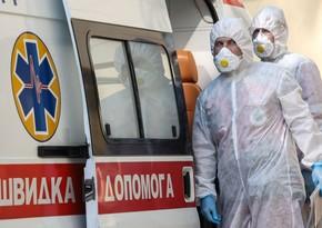Ukraynada son sutkada koronavirusa 15 min nəfər yoluxub