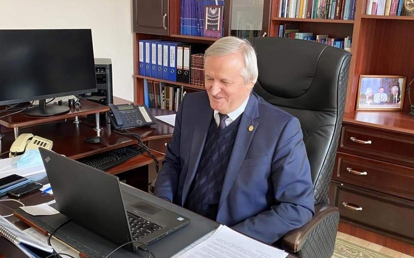 Moldova tədqiqatçıları Azərbaycan tarixi ilə maraqlanırlar